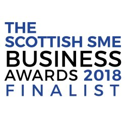 Scottish SME Awards - Finalist Small Business of the Year 2018