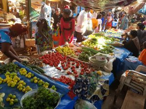 Basse Market - Upper River Region
