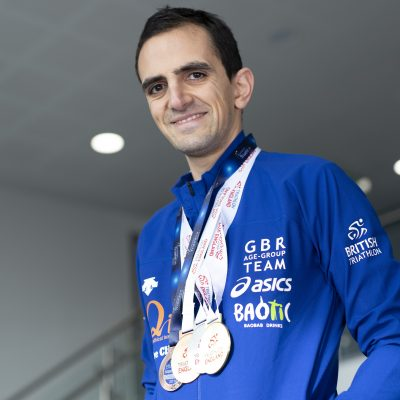 Celebrating & Supporting Amateur Athletes With Yiannis Chrisodoulou