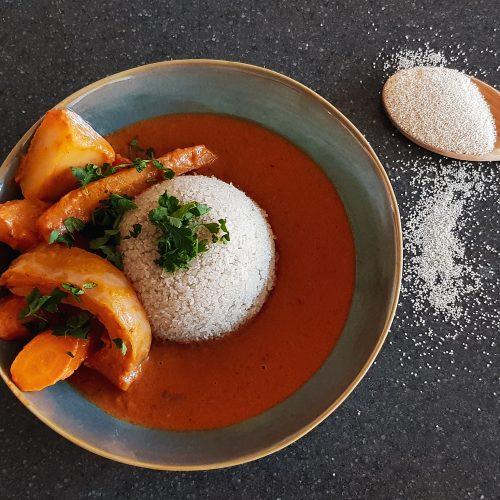 Gambian Domoda – Peanut Butter Stew