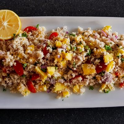 Gambian Fonio Salad