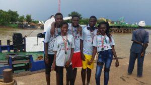 10. Baotic Gambia Run