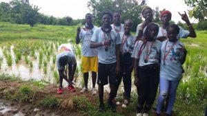 2. Baotic Gambia Run