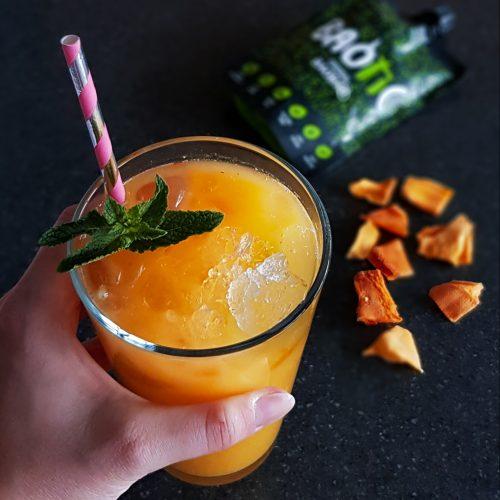 Refreshing Baobab Mango Drink