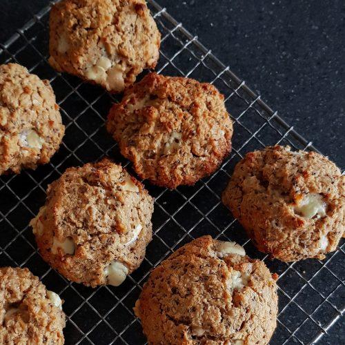 Baobab & Quinoa Cookies