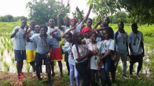 4. Baotic Gambia Run