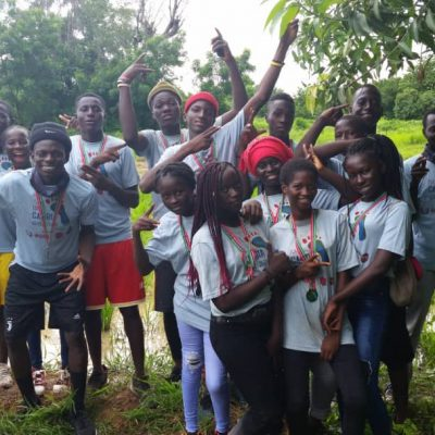 Running With The Gambia For Social Change