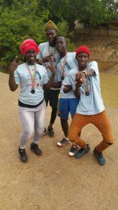 5. Baotic Gambia Run