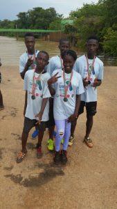 6. Baotic Gambia Run