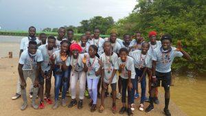 7. Baotic Gambia Run