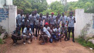 8. Baotic Gambia Run