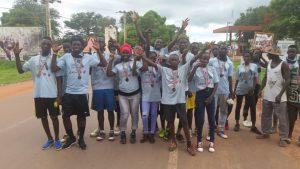 9. Baotic Gambia Run